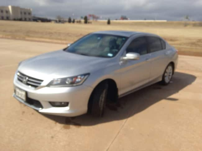 2014 Honda Accord CLEAN CAR FAX ONE OWNER EX-L Sedan