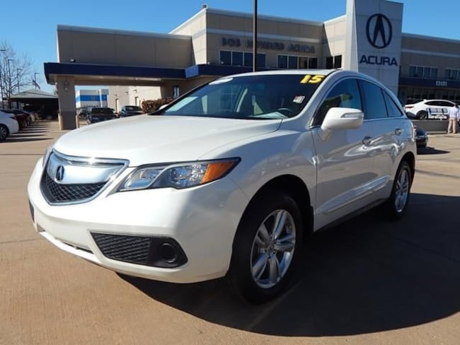 2015 Acura RDX CERTIFIED BLUE TOOTH BACK UP CAMERA SUV