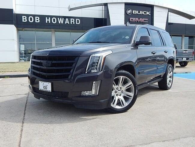 Used 2016 Cadillac Escalade For Sale In Oklahoma City Ok Gr382551