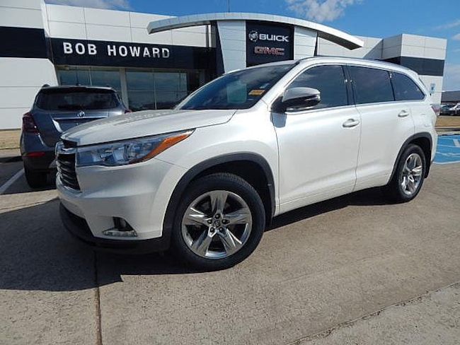 Used 2016 Toyota Highlander For Sale In Oklahoma City Ok Gs243955