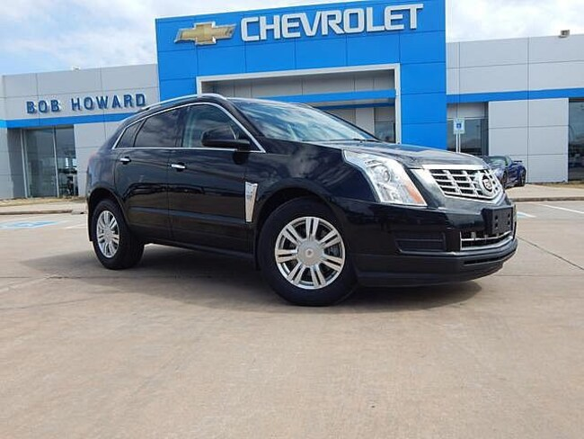 Used 2015 Cadillac Srx For Sale In Oklahoma City Ok Fs610748