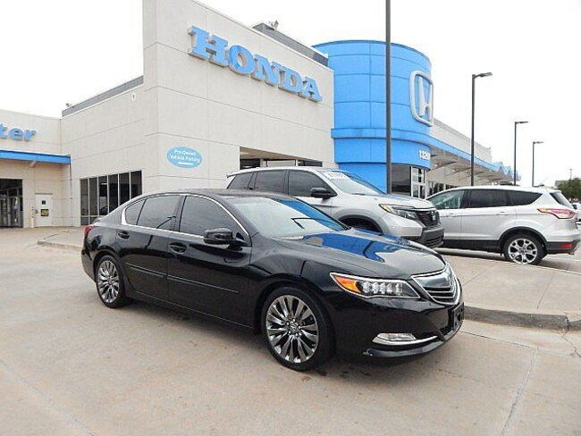 2016 Acura RLX RLX with Advance Package Sedan