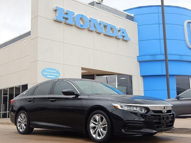 Bob Howard Honda >> Used 2018 Honda Accord For Sale At Bob Howard Hyundai Vin