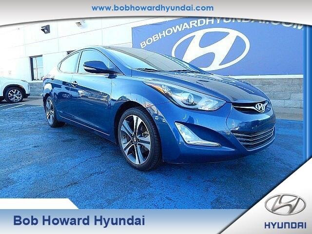 2014 Hyundai Elantra Sport BH Hyundai 405-634-8900 I-240 Sedan