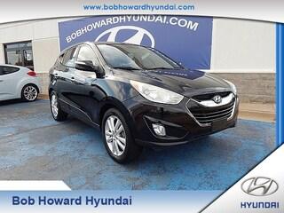 2010 Hyundai Tucson Limited BH Hyundai 405-634-8900 SUV