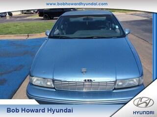 1992 Chevrolet Caprice Classic Sedan