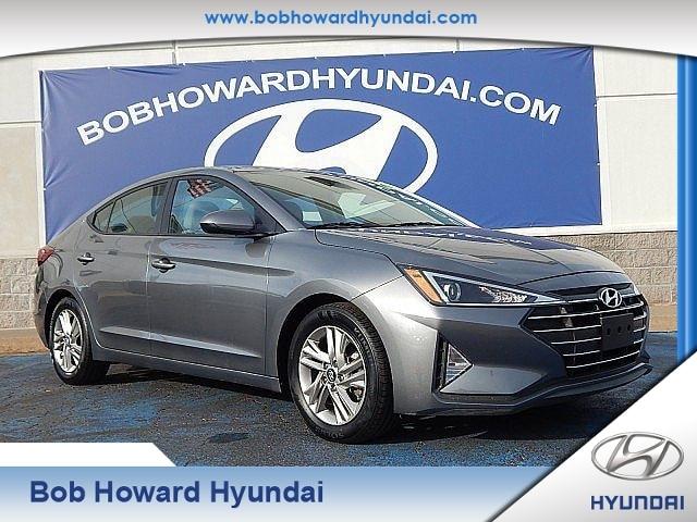 2019 Hyundai Elantra SEL BH Hyundai 405-634-8900 Sedan