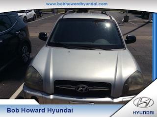 2007 Hyundai Tucson GLS SUV