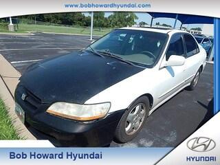 2000 Honda Accord EX w/Leather Sedan