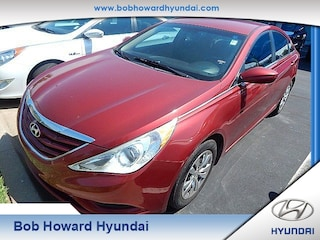 2013 Hyundai Sonata Limited Pzev w/Wine Int Sedan