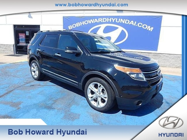 2012 Ford Explorer Limited SUV