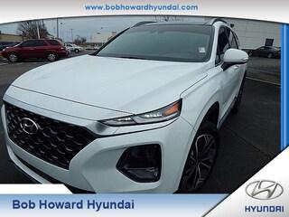 2019 Hyundai Santa Fe Ultimate BH Hyundai 405-634-8900 I-240 SUV