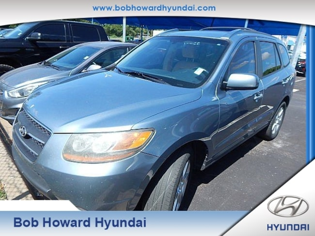 2009 Hyundai Santa Fe SE SUV