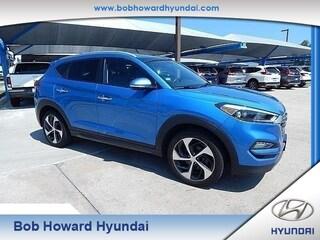 2016 Hyundai Tucson Limited AWD Turbo SUV