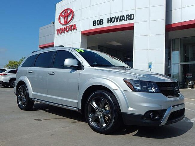 2014 Dodge Journey Crossroad***CALL BH TOYOTA**405-936-8600*** SUV