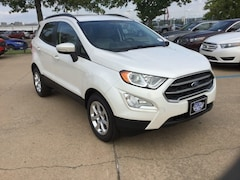 New 2018 Ford EcoSport SE SUV for sale in Tulsa, OK