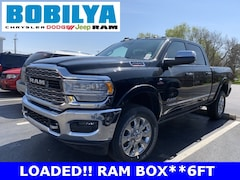 New 2020 Ram 2500 LIMITED CREW CAB 4X4 6'4 BOX Crew Cab for sale in Coldwater MI