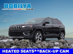 New 2020 Jeep Cherokee LIMITED 4X4 Sport Utility for sale in Coldwater MI