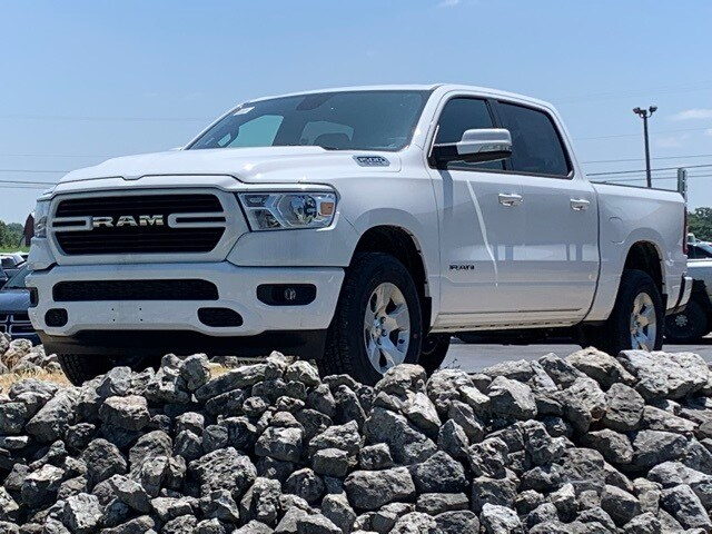 New 2019 Ram All-New 1500 BIG HORN / LONE STAR CREW CAB 4X4 5'7 BOX Crew Cab For Sale in Coldwater MI