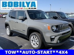 New 2020 Jeep Renegade LATITUDE 4X4 Sport Utility for sale in Coldwater MI