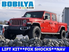 New 2020 Jeep Gladiator OVERLAND 4X4 Crew Cab for sale in Coldwater MI