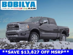 New 2019 Ram 2500 LIMITED CREW CAB 4X4 6'4 BOX Crew Cab for sale in Coldwater MI