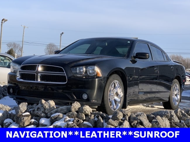 2011 Dodge Charger Rallye Plus Sedan