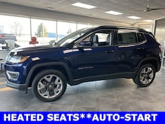 New 2020 Jeep Compass LIMITED 4X4 Sport Utility for sale in Coldwater MI
