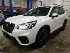 New 2020 Subaru Forester Sport SUV in Brockport, NY