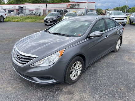 Featured Used 2013 Hyundai Sonata GLS PZEV Sedan for Sale near Hilton, NY