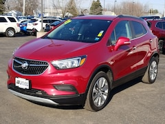 Used 2017 Buick Encore Preferred AWD  Preferred KL4CJESB3HB030254 for sale Batavia, NY
