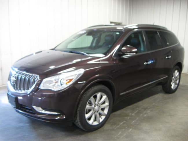 used 2015 buick enclave for sale galesburg il