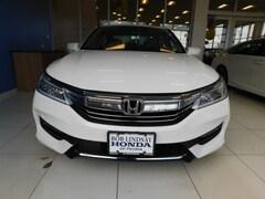 2017 Honda Accord Touring Sedan