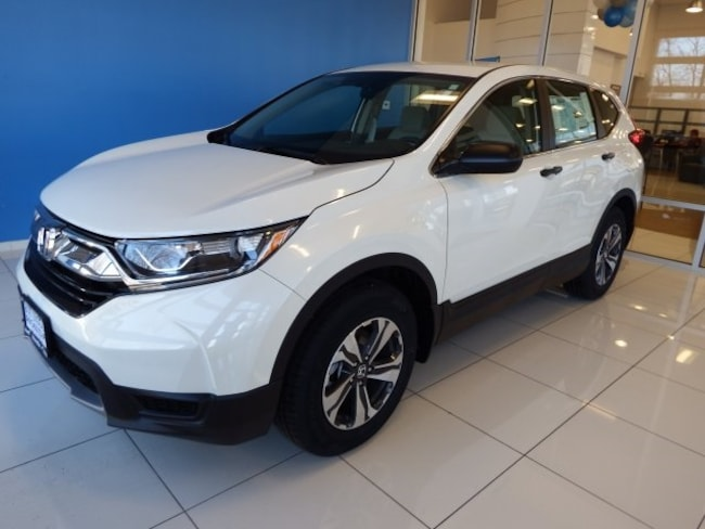New 2019 Honda CR-V LX AWD SUV in Peoria, IL