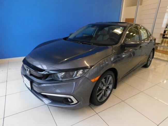 New 2019 Honda Civic EX Sedan in Peoria, IL