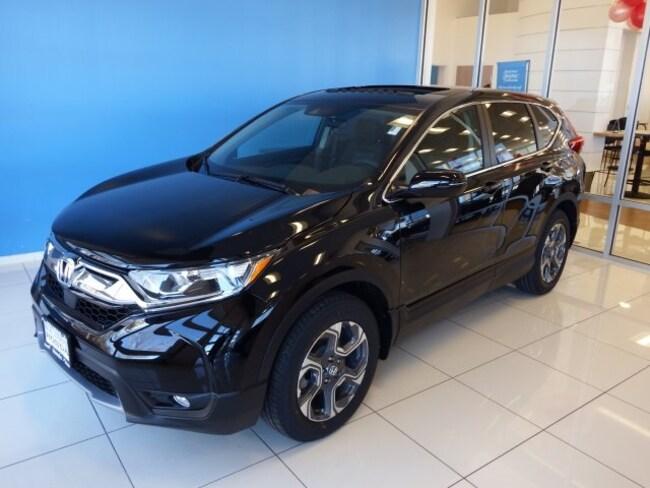 New 2019 Honda CR-V EX AWD SUV in Peoria, IL
