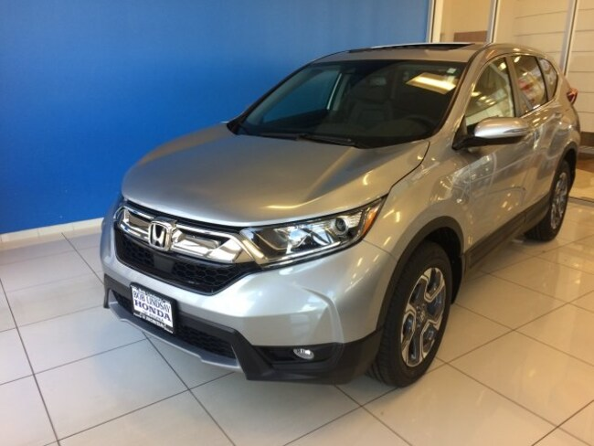 New 2019 Honda CR-V EX-L AWD SUV in Peoria, IL