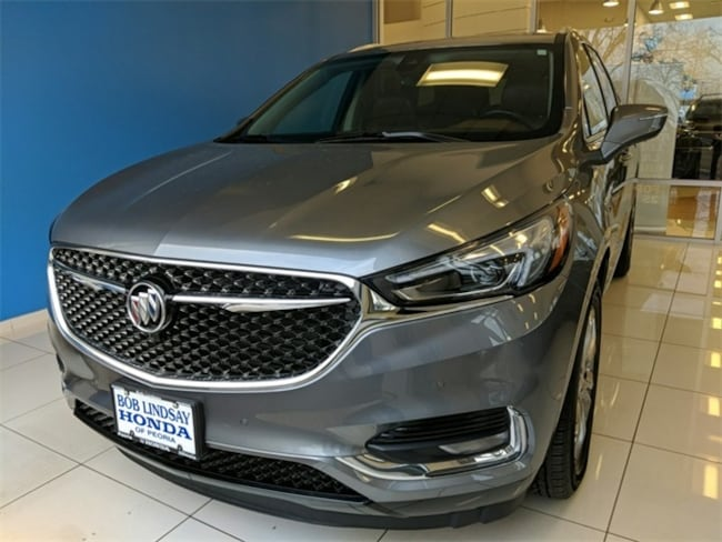 Pre-Owned 2018 Buick Enclave Avenir SUV in Peoria, IL