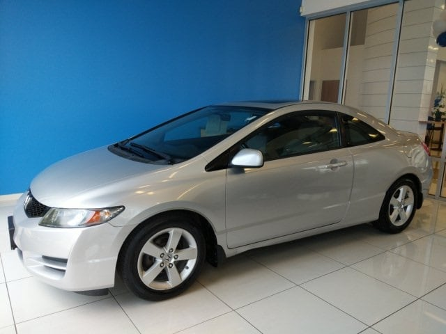 2011 Honda Civic EX Coupe