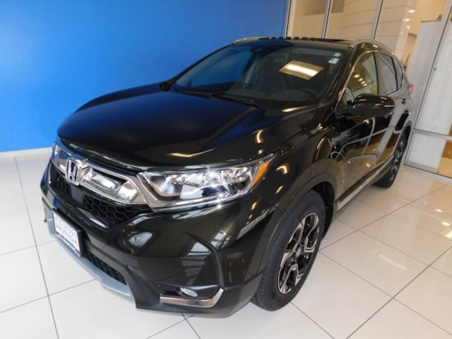 New 2019 Honda CR-V Touring AWD SUV in Peoria, IL