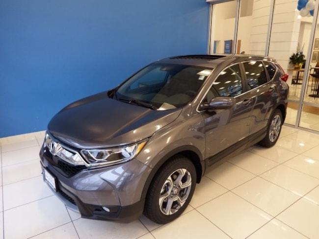 New 2019 Honda CR-V EX 2WD SUV in Peoria, IL