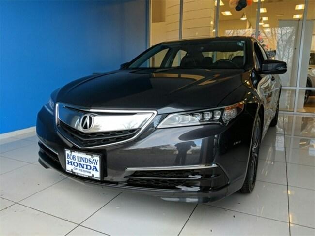 Pre-Owned 2016 Acura TLX 3.5L V6 Sedan in Peoria, IL