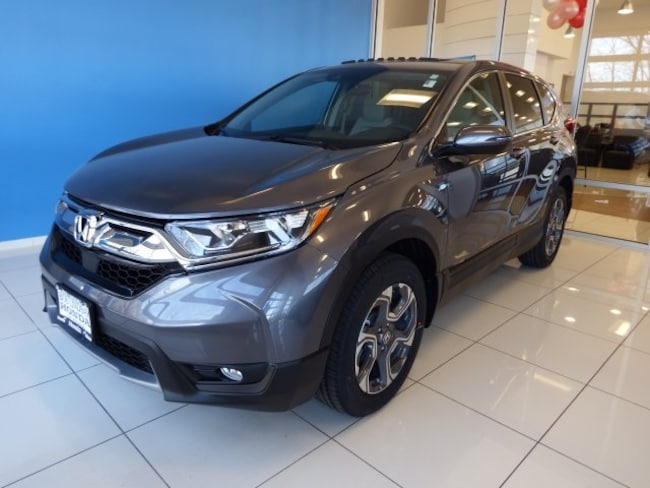 New 2019 Honda CR-V EX AWD SUV in Peoria, IL