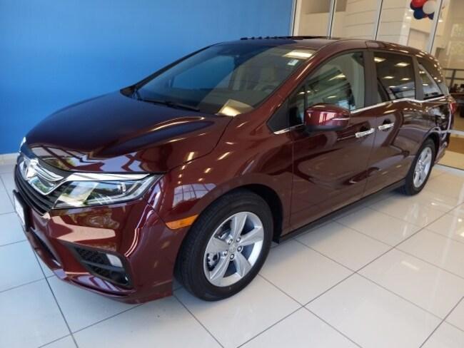 New 2019 Honda Odyssey EX-L Van in Peoria, IL