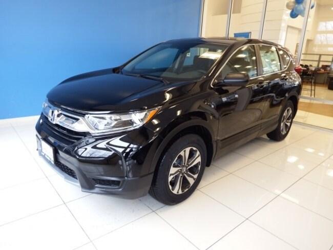 New 2019 Honda CR-V LX AWD SUV in Peoria, IL