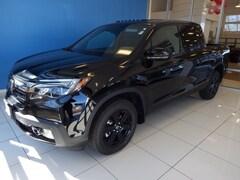 2019 Honda Ridgeline Black Edition AWD Truck Crew Cab