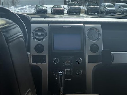 2011 Ford F-150 Harley-Davidson Truck SuperCrew Cab