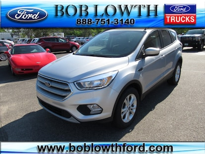 Bob Lowth Ford >> Used 2018 Ford Escape For Sale At Bob Lowth Ford Vin