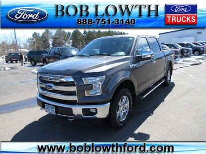 Bob Lowth Ford >> Used 2015 Ford F 150 For Sale At Bob Lowth Ford Vin