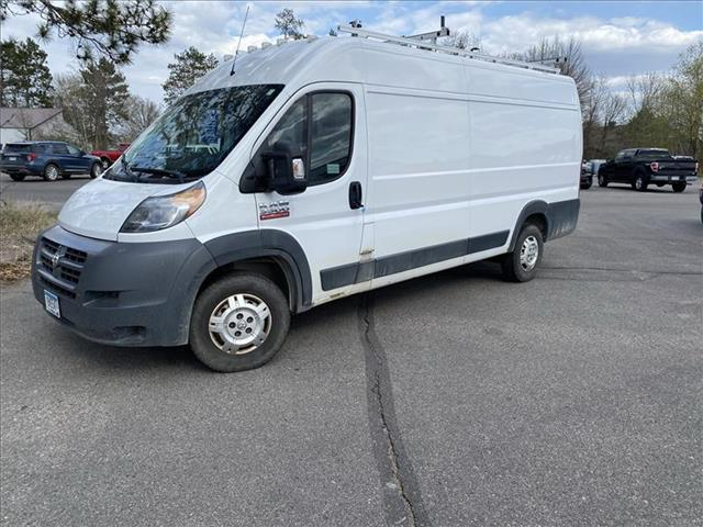 2014 RAM ProMaster 3500 High Roof Extended Cargo  159 in. WB Van